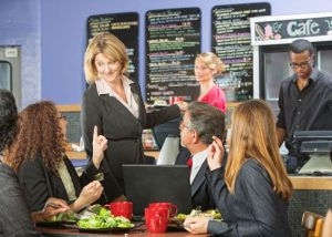 Spend time with customers and employees to improve your business